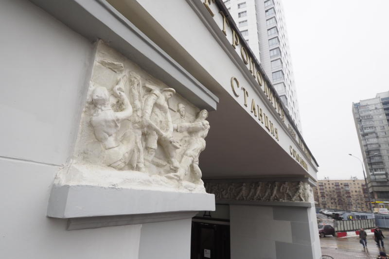 В Москве реализуют беспрецедентную по масштабу программу реставрации. Фото: архив