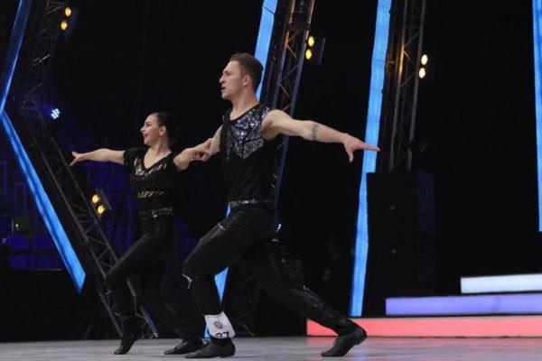 III блок чемпионатов и первенств России по танцевальному спорту