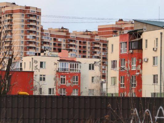 Фасады, радиоточкаи частный сектор