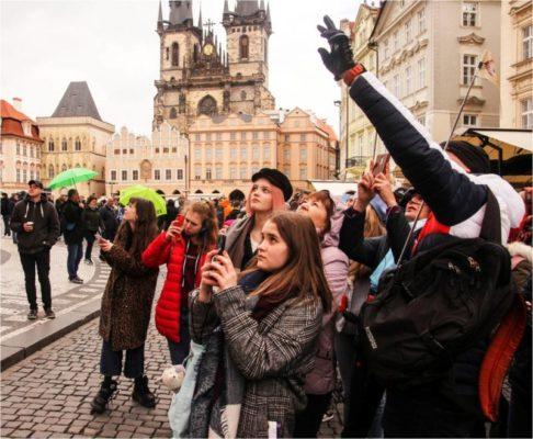 По чешским вузам