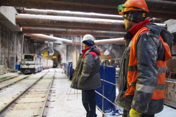 Москвичи приняли участие в слушаниях по строительству новой ветки метро