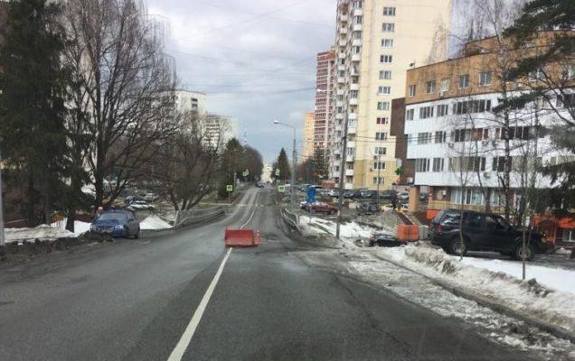 Кто разбомбил дорогу?