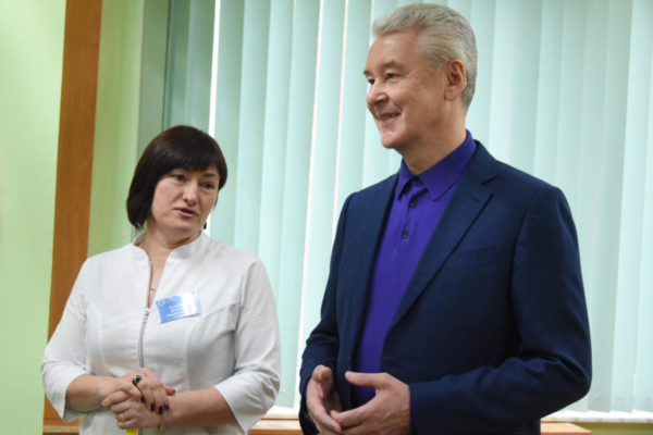 Собянин: В этом году запускаем масштабную программу модернизации поликлиник