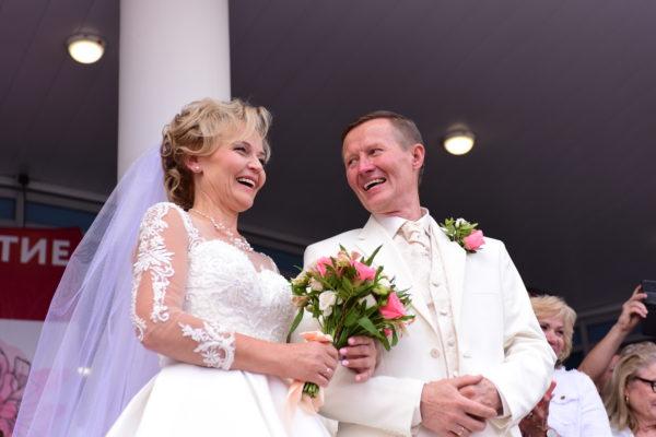 В Москве в канун Дня любви, семьи и верности заключено 1,3 тыс браков