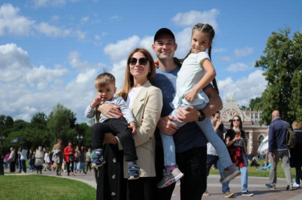 Победителей конкурса «Семья года» наградили в Москве