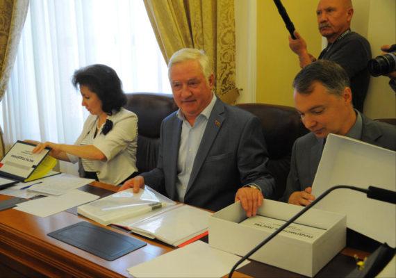 Глава МГИК: От кандидатов от оппозиции ни одной жалобы не поступало