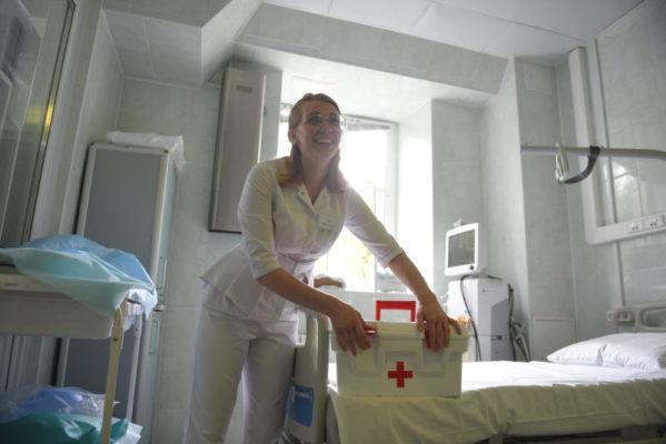Старейшая столичная клиника получит новые площади в Коммунарке