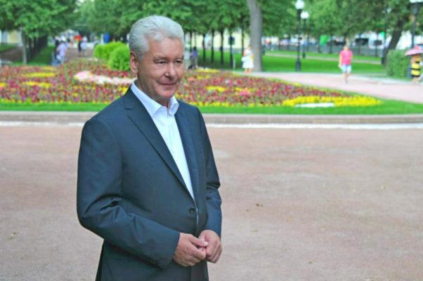 Собянин: С каждым годом московский воздух будет становиться чище