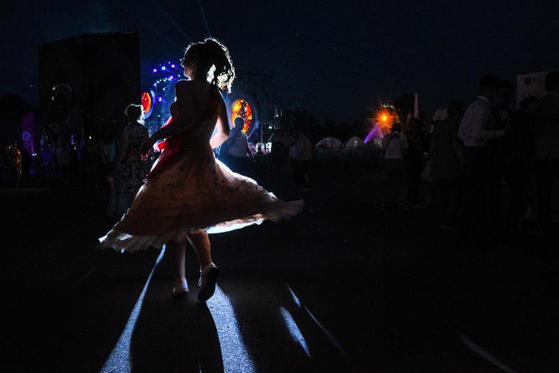 На «Бургерфесте» в парке Горького 27 июля выступят известные артисты. Фото: архив