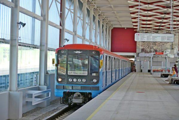 С начала года столичное метро перевезло более миллиарда пассажиров