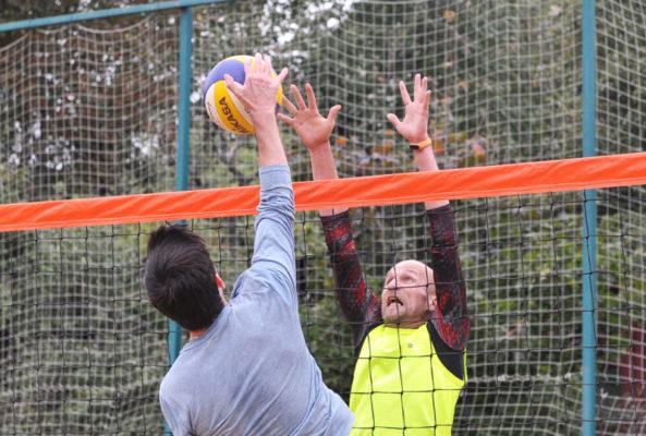 Волейбол в «Заречье»