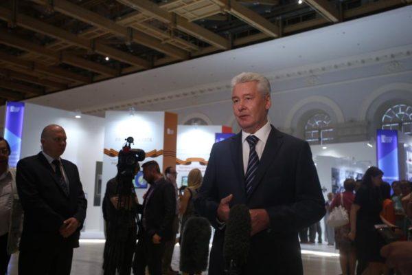 """Собянин поддержал идею включить музейные территории в """"Мой район"""""""