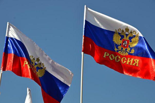 В Москве проходит широкое празднование 350-летия российского флага