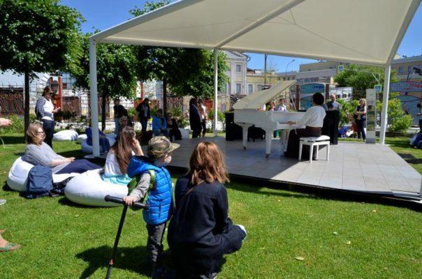 Фестиваль «PROлето» стартует 31 августа на проспекте Сахарова и ВДНХ