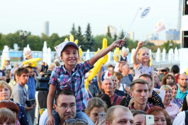 В рамках «PRO лето» на Сахарова 31 августа выступят известные артисты