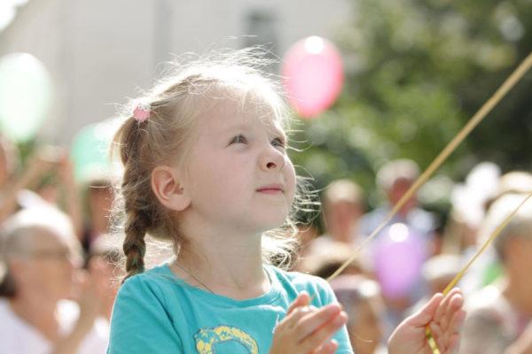 На проспекте Сахарова 7-8 сентября пройдет фестиваль «НАШИ в городе»