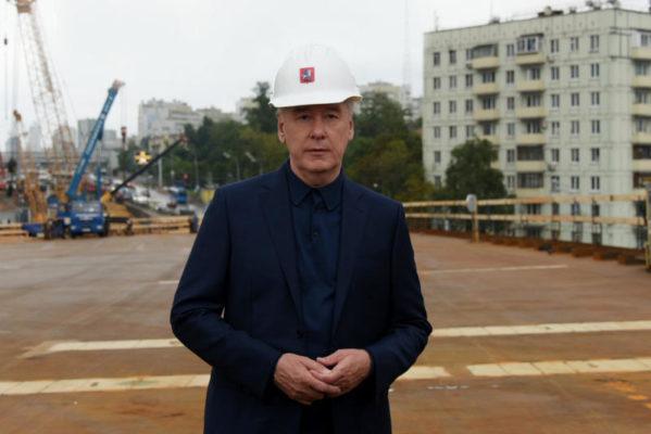 Собянин: Строящаяся Коммунарская линия метро будет продлена в Троицк