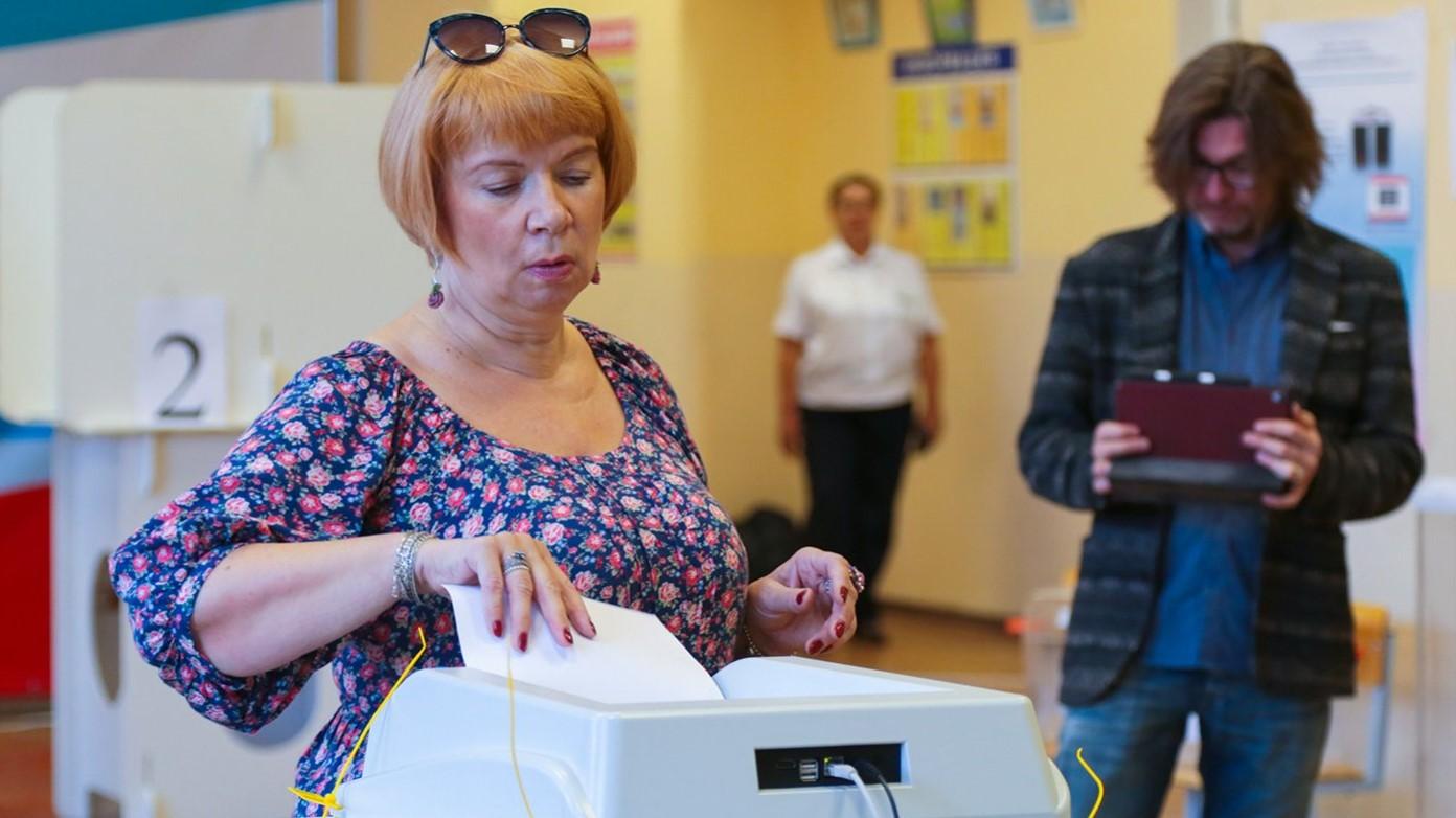 Москва готова к проведению выборов депутатов Мосгордумы 7-го созыва. Фото: сайт мэра Москвы
