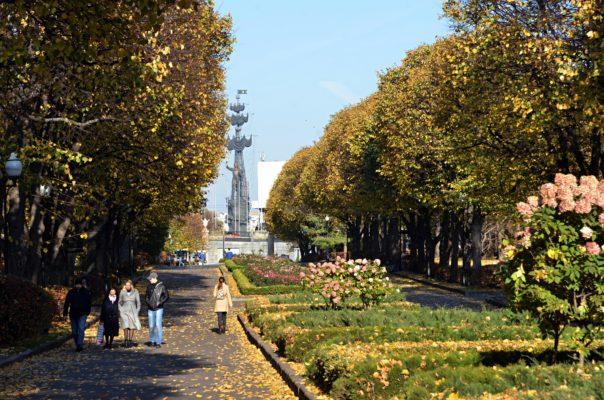 В рамках «Золотой осени» пройдут увлекательные экскурсии по Москве