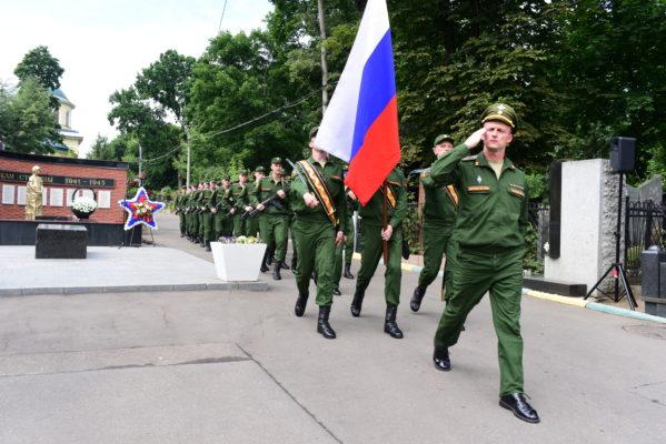 В Москве появится «горячая линия» для мониторинга призывной кампании