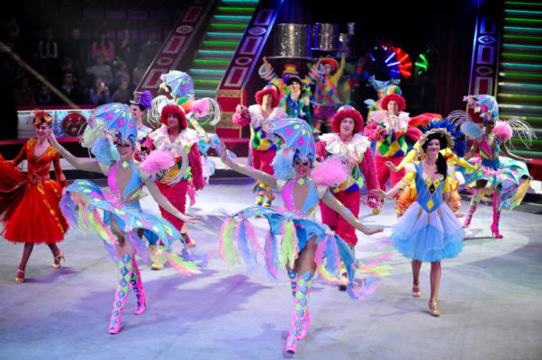 Фестиваль циркового искусства стартует на бульварах Москвы 14 сентября