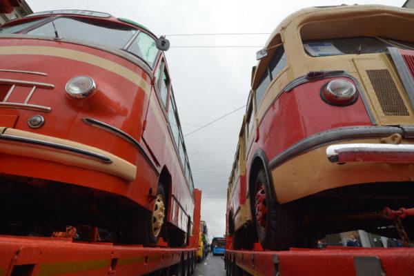 В выходные изменится схема движения транспорта на ряде улиц Москвы