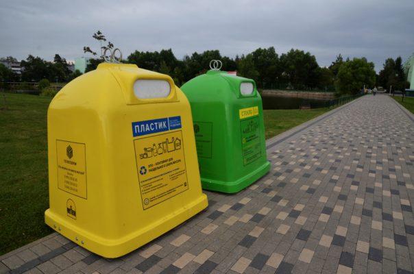 Москвичи проголосуют по вопросу сортировки бытовых отходов