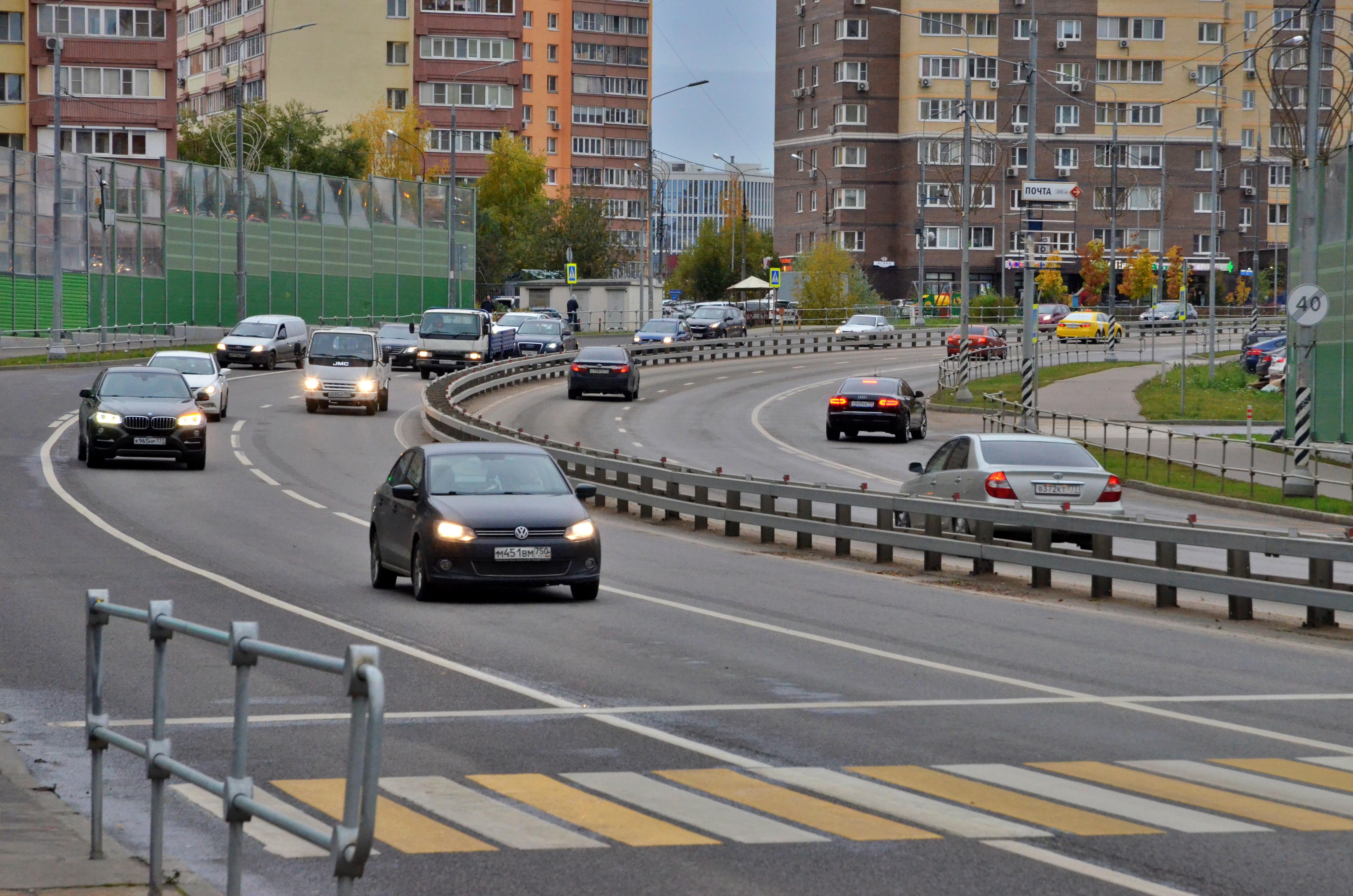 В Бескудникове в ходе программы реновации построят новые дороги. Фото: архив