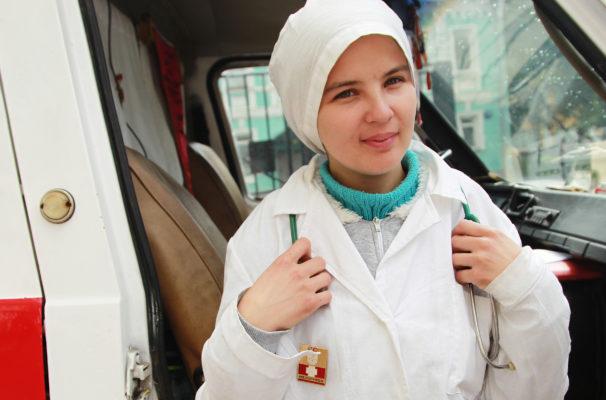 Минздрав: В Москве за год стало почти на 2 тысячи врачей больше