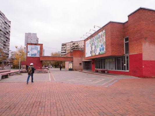 Выставочный зал. Перезагрузка