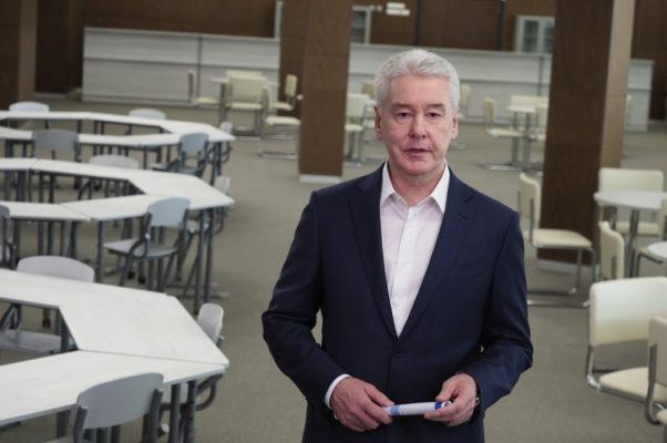 Собянин назвал принятый бюджет Москвы до 2022 года бюджетом развития