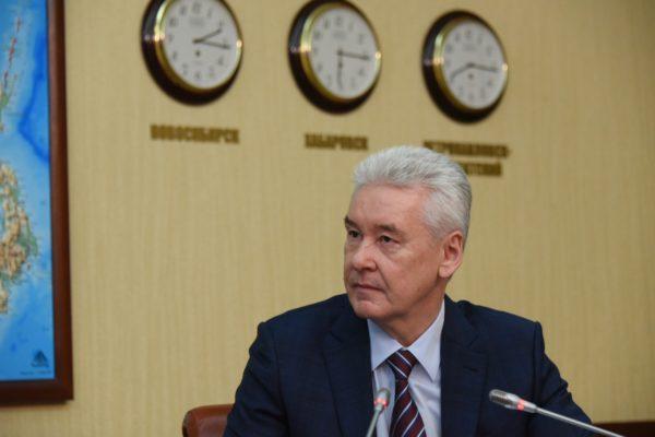 Собянин отметил конструктивное взаимодействие фракций МГД в ходе принятия бюджета Москвы