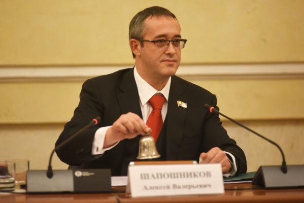 Алексей Шапошников: Бюджет Москвы до 2022 года одобрен представителями всех фракций