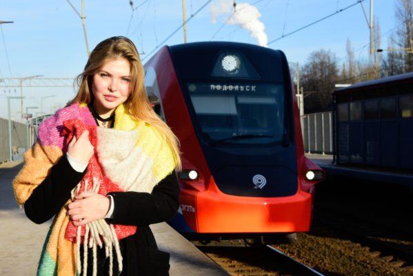 Дептранс: Основные работы по строительству станции МЦД-2 «Остафьево» завершены