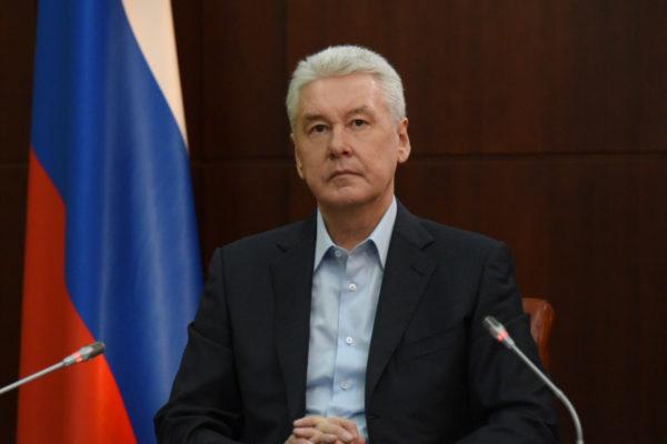 Собянин осмотрел производственные мощности ЭкоТехноПарка «Калуга»