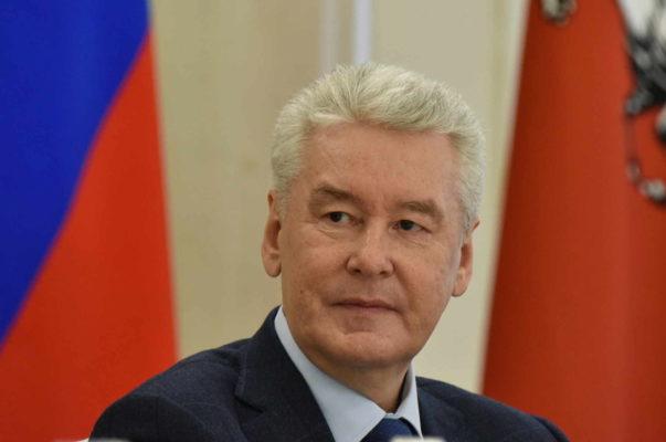 Собянин ответил на сложные вопросы депутатов в ходе отчета в Мосгордуме