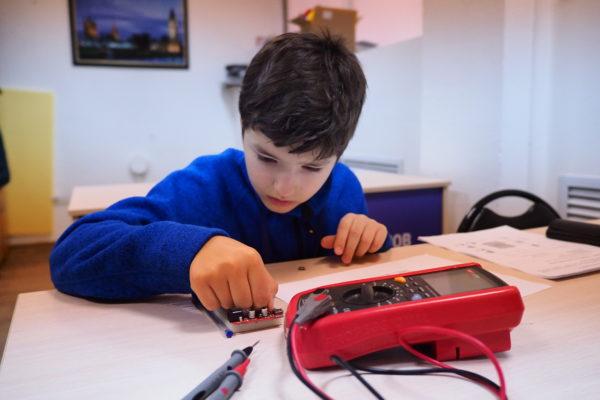Детское IT-мастерство