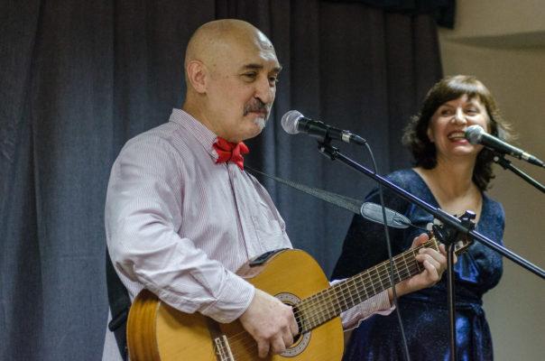 Юбилей на сцене