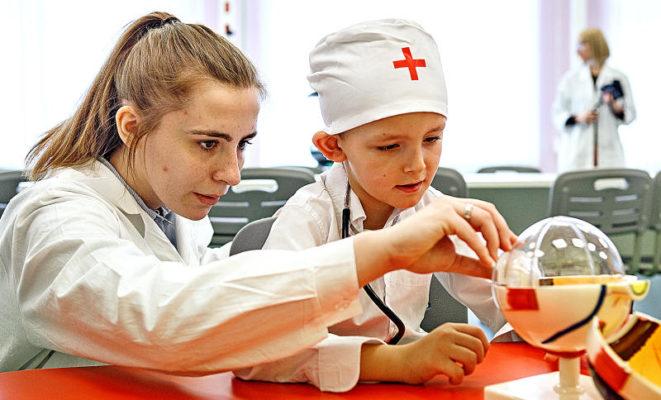 В первый день Ассамблея «Здоровая Москва» приняла 20 тыс человек