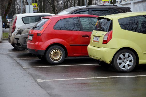 Дептранс проверит штрафы за парковку по вине Росреестра