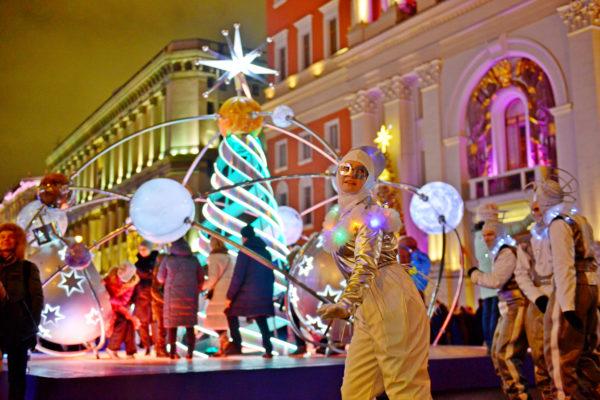 Фестиваль «Путешествие в Рождество» продлен до 31 января