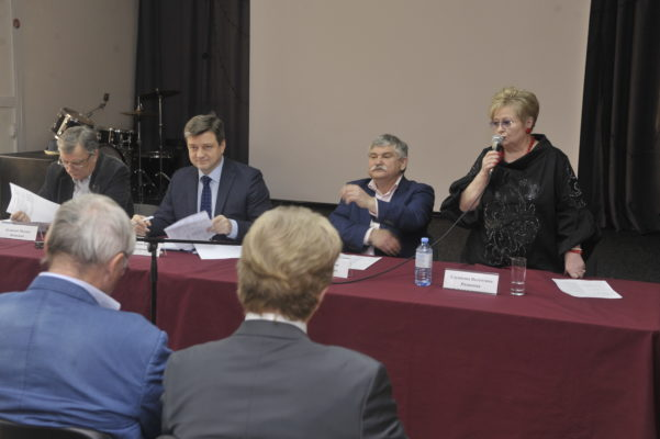Троицк принимает наукограды России