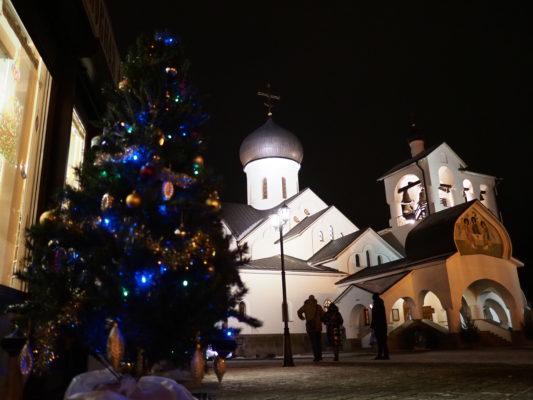 Дивное чудо Рождества