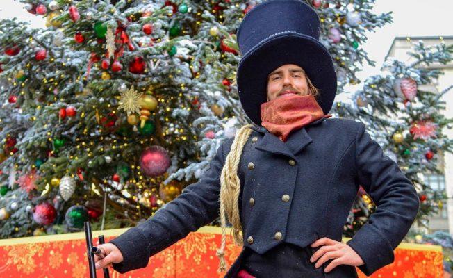 Москвичей пригласили отметить Рождество на городском фестивале