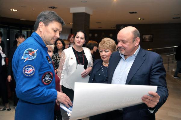 Космос как проект