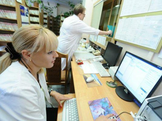 Москвичи могут следить за прививками детей онлайн