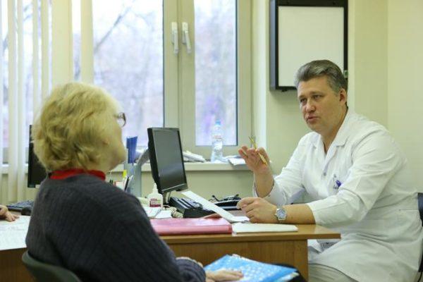 За два дня бесплатный онкоскрининг в Москве прошли более 11 тыс человек