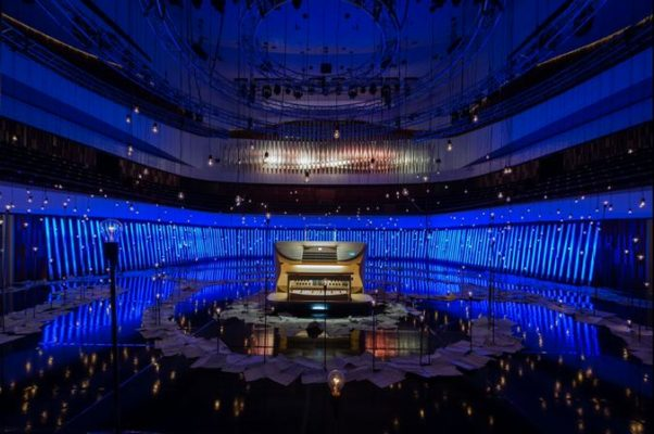 Валерий Гергиев: Орган в «Зарядье» уникален по своему звучанию