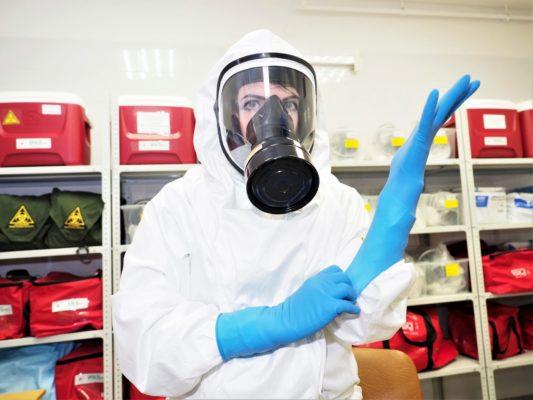 Оперштаб: Среди новых заболевших коронавирусом в Москве есть иностранцы