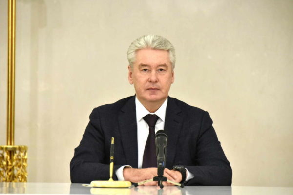 Собянин рассказал о регулярной дезинфекции городских территорий